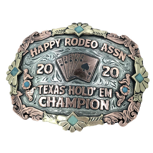 The Van Horn Trophy Buckle