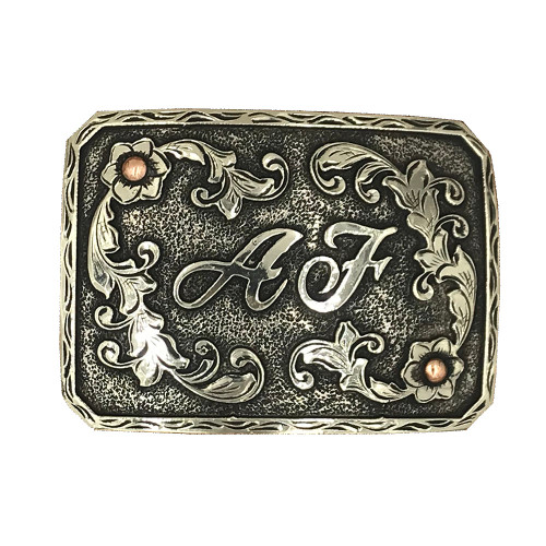 The Arlington Showcase Buckle