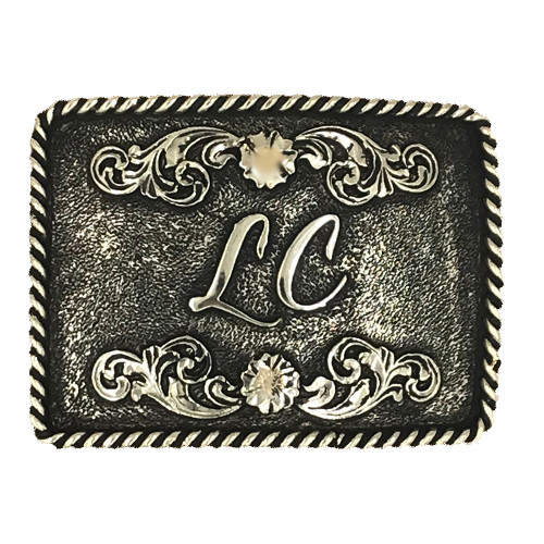 The Leroy Kid's Buckle