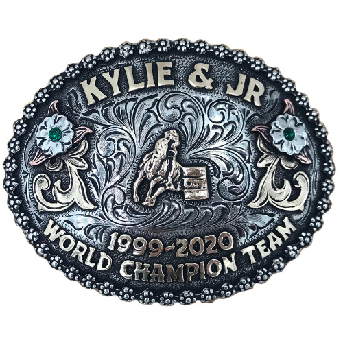 The Benjamin Trophy Buckle