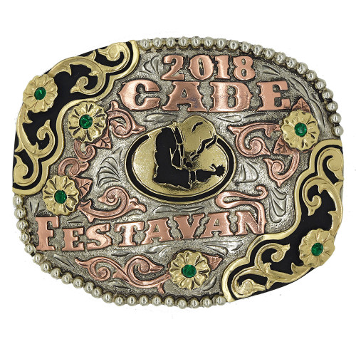 The Midland Trophy Buckle