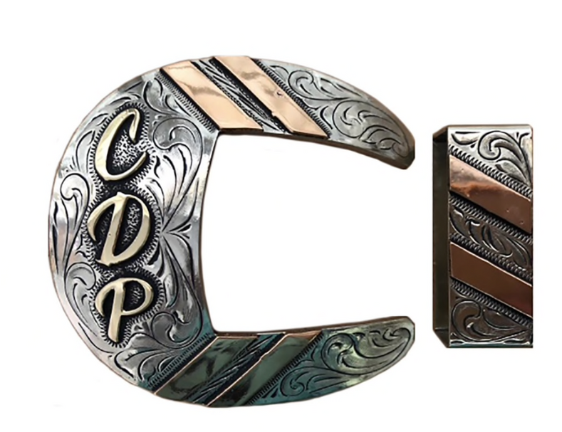 The Conroe 2 Piece Buckle- One of our favorites right now!