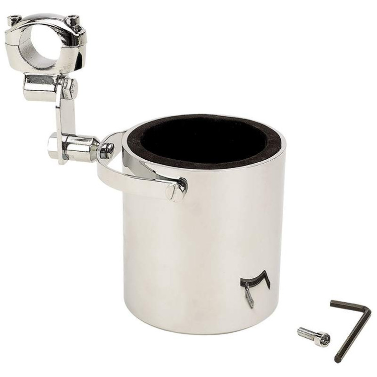 MOTORCYCLE CHROME CUP HOLDER
