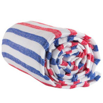 Las Bayadas La Gringa Blanket
