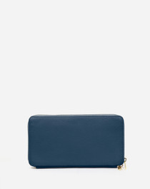 Neely & Chloe Zip Wallet, Navy
