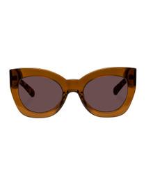Karen Walker Northern Lights Sunglasses, Tortoise