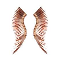 Mignonne Gavigan Madeline Earrings, Rose Gold