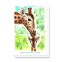 Evelyn Henson Little One Card