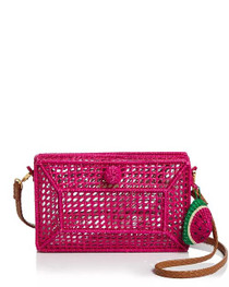 Serpui Charlotte Watermelon Clutch