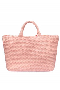 Naghedi St. Barths Medium Tote, Rose