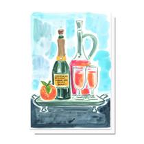 Evelyn Henson Mimosas & Friends Card