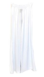 Bobi Beach Pant, White