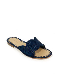 Carrie Forbes Naima Sandal, Navy