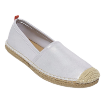 Sea Star Beachcomber Espadrille, Platinum