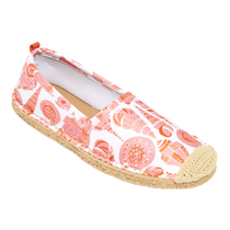 Sea Star Beachcomber Espadrille, Coral Shell