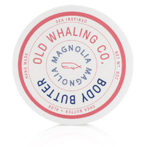 Old Whaling Co. Magnolia Body Butter