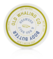 Old Whaling Co. Seaweed & Salt Body Butter