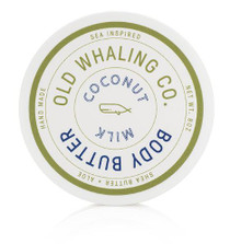 Old Whaling Co. Coconut MIlk Body Butter