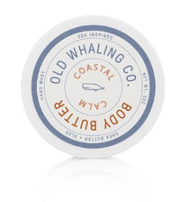 Old Whaling Co. Travel Size Body Butter, Coastal Calm