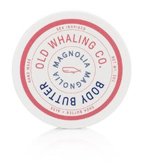 Old Whaling Co. Travel Size Body Butter, Magnolia