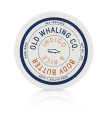 Old Whaling Co. Travel Size Body Butter, Indigo & Rice