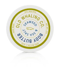 Old Whaling Co. Travel Size Body Butter, Seaweed & Salt