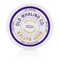 Old Whaling Co. Travel Size Body Butter, French Lavender