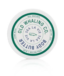 Old Whaling Co. Travel Size Body Butter, Sea La Vie