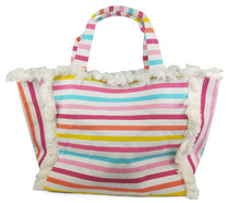 Hat Attack Launch Tote, Rainbow