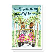 Evelyn Henson Altar Bound, Bridal Ask Card
