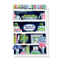 Evelyn Henson Believe in Your(Shelf) Card