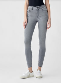 DL1961 Florence Ankle Jeans, Storm Grey