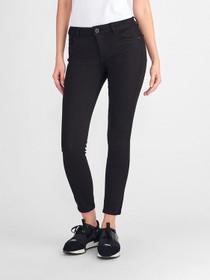 DL1961 Florence Ankle Skinny Jean, Black