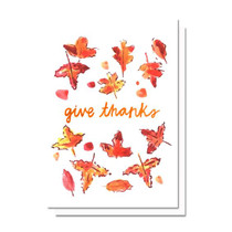 Evelyn Henson Give Thanks Card