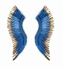 Mignonne Gavigan Madeline Earrings, Teal
