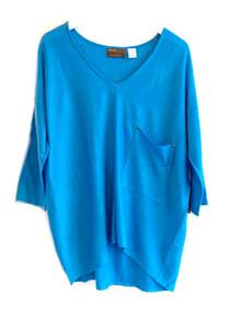 Kerisma Raven Top, Dazzling Blue