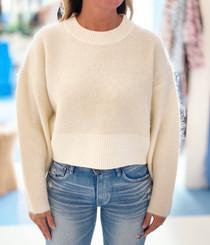 Kerisma Barrio Sweater, Ivory