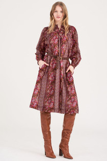 Antik Batik Lady Floral Dress
