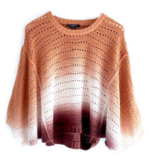 Acrobat Ombre Spice Pullover