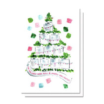 Evelyn Henson Toilet Paper Tree Card