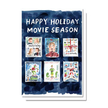 Evelyn Henson Holiday Movie Season Card