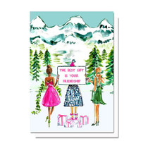 Evelyn Henson Friendship Holiday Card