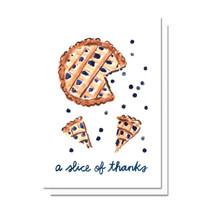 Evelyn Henson Slice of Thanks Card