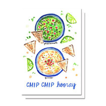 Evelyn Henson Chip Chip Hooray Card
