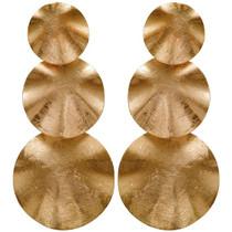 Sheila Fajl Isadora Earrings, Champagne