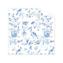 Dogwood Hill Wrapping Paper Roll, Heron