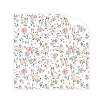 Dogwood Hill Wrapping Paper Roll, Bunnies