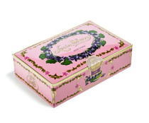 Louis Sherry 12 Piece Chocolate Truffles Box, Orchid