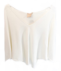 Kerisma Ryu V-neck Sweater, Ivory