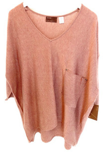Kerisma Raven Top, Dusty Pink